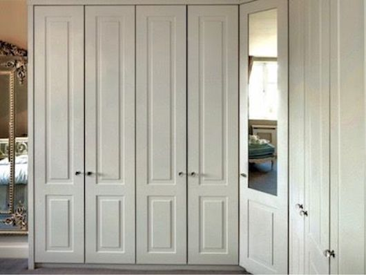 ligth-grey-square-raised-panel-fitted-wardrobe
