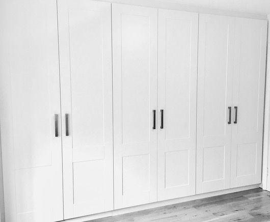 Fitted Wardrobes Supplied And Fitted In Dublin Get It